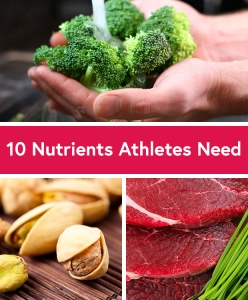 Essential Nutrients for Athletes pic